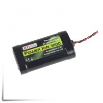 Transmitter Battery Pack 5200mAh 3.7V Li-Ion (DC-16/DS-14/16)