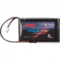 ProLite + Power 1900mAh 2S 7.4V Rx LiPo